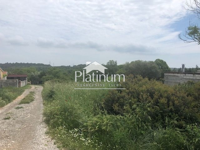 Istra, Medulin, Vintijan, građevinsko zemljište 754m2