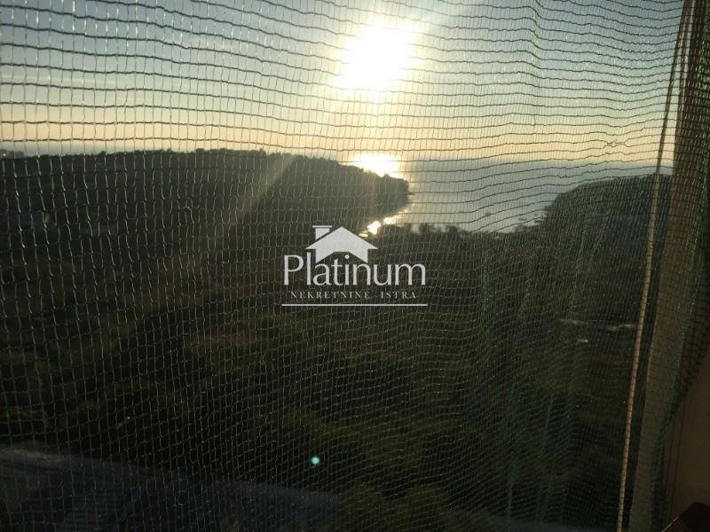 Veruda, Pula studio apartman 31m2 - pogled na more