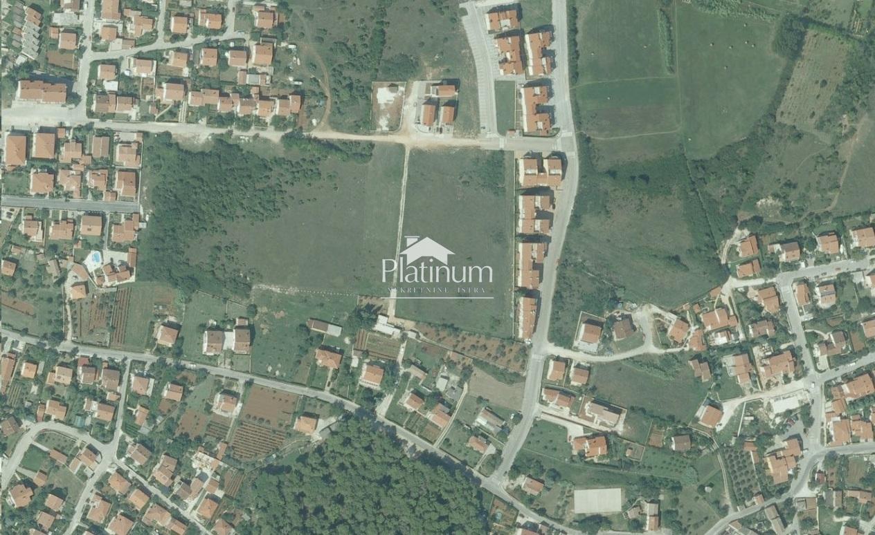 Pula, Valdebek, gradbeno zemljišče 500m2, TOP lokacija