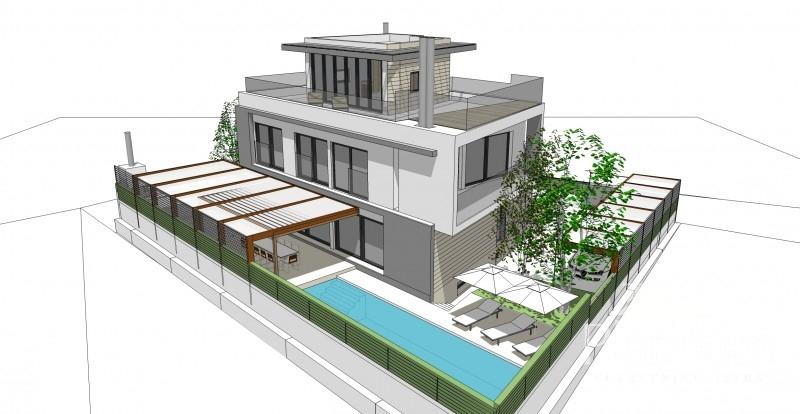 Istra, Rovinj, villa - kuća u elitnom naselju