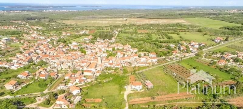 Istria, Galižana, terreno edificabile, vista mare 60EUR m2