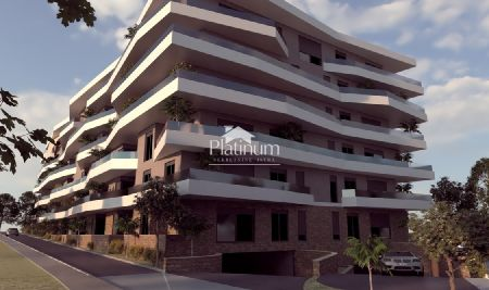 Stoja, Pula - new building project, sea view - 2nd floor 79,61m2