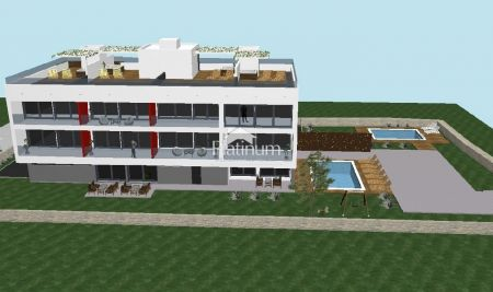 Istria, Medulin, for sale apartment 2ss, NEW, building with swimming pool. EXCLUSIVE SALES