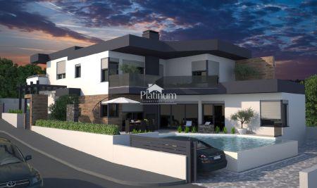 Istra, Pula, okolica, kuća 130m2 sa bazenom 34m2, NOVO!