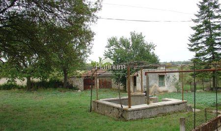 Istra, Barban okolica, imanje sa građevinskom dozvolom, 11000m2
