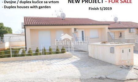 Istria, Peroj, Barbariga semi-detached house 99000eur NEW