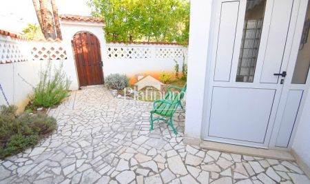 Istria, Barbariga, beautiful 118m2 apartment on ground floor with garden
