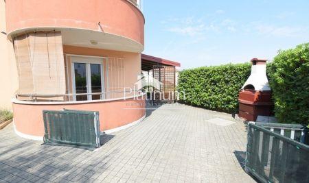 Pula, Štinjan 82m2 - new building, ground floor, apartment with garden
