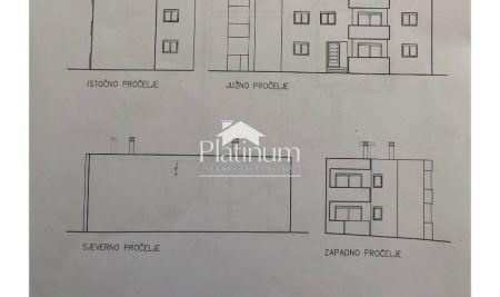 Pula, okolica - 2.kat, penthouse 107,24m2, 3SS, 2 terase, 2 wc-a - NOVOGRADNJA