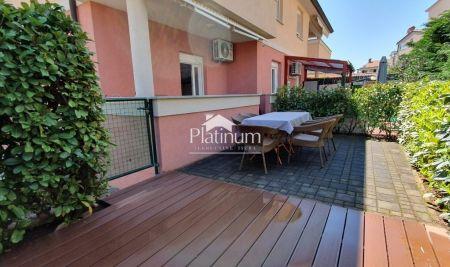 Fažana, Valbandon, apartman 64m2 sa vrtom 35m2; 2SS, plin