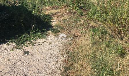 Banjole, Istra - građevinsko zemljište 1100m2 - POGLED MORE