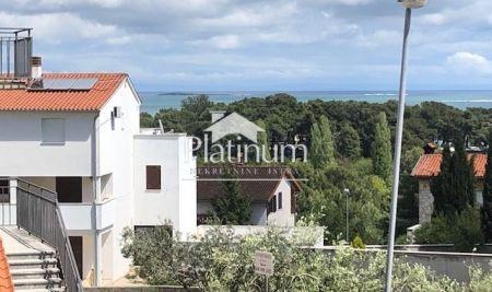 Istra, Medulin, Premantura apartman sa pogledom na more, 40m2, 1.kat