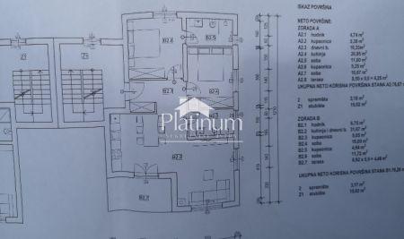 MEDULIN, apartman samo 200m od mora 2SS NOVO 125.000EUR