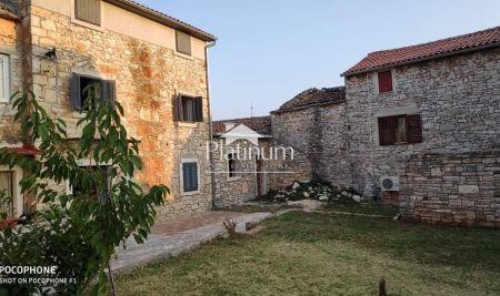 Istra, Vodnjan, Galižana, renovirana kamena kuća 125m2+200m2 okućnice