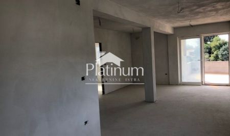 Istra, Medulin, Banjole, novi stan 96m2, parking u vlasništvu, 1. kat