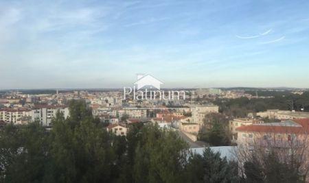 Istra, Pula, Vidikovac, stan sa prekrasnim pogledom na grad, 72m2