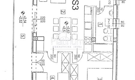 FAŽANA OKOLICA, apartman 61m2 sa garažom od 24m2