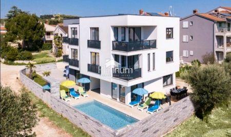 ISTRA, MEDULIN, luksuzna apartmanska kuća s bazenom TOP
