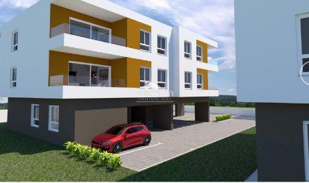 FAŽANA PEROJ, novi stan na 2 katu, pogled more