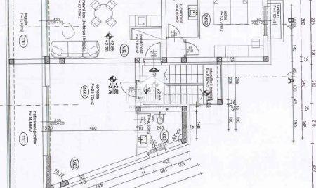 Istra, MEDULIN, konoba/garsonjera, 1.kat 45,37m2