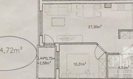 Stan na Monvidalu, Pula, 1.kat, 45m2 - novogradnja