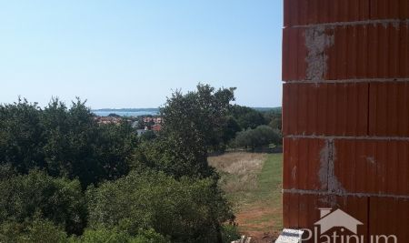 Istria, Medulin, apartment in construction, 58m2 with garden 20m2