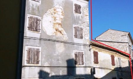 Istra, Vodnjan, kuća ustaroj jezgri,  240m2, 90.000eur