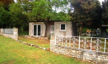 Istria, Barbariga, 40m2 cottage, garden 400