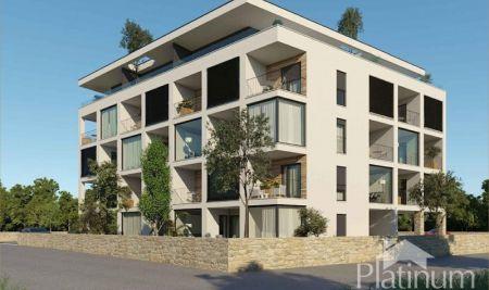 Kaštanjer, Pula, Istra - stan 132,45m2, 4. kat, penthouse - novogradnja
