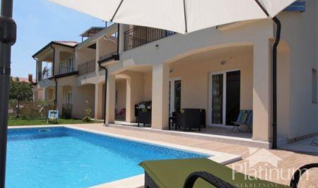 Istria, Rovigno, una bella casa con 2 piscine, adatto per il noleggio