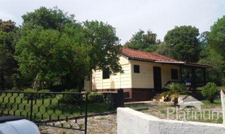 Istra, Vikendica , Duga uvala, prekrasna vikendica 40m2 i 518m2 dvorišta