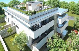 Istra, Medulin, Premantura, studio apartman 37m2, vrt, 200m od mora!!