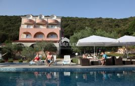 Istria, Krnica, exclusive hotel first row to the sea