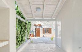 PULA, PAVIĆINI OKOLICA, renovirana kuća sa dvorištem