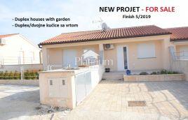 Istra, Barbariga, prekrasna vikendica dvojna sa vrtom, NOVO 99000Eur