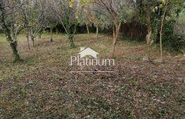 Medulin, Istra - građevinsko zemljište s putem 1148m2 - POGLED MORE